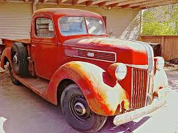 Fabulous 1941 Ford Pickup In Hyde Park Today | ATX Car Pictures ...