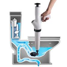 lurowo wc plunger toilettenkolbe hochdruckluftleistung