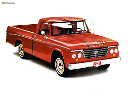 100 1962 Dodge Truck D100 Sweptline Pickup Wallpapers