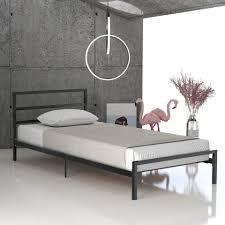 fangqi bett plattformbett mit lattenrost bettrahmen für das kinderzimmer oder gästezimmer schlafzimmer kaufen otto
