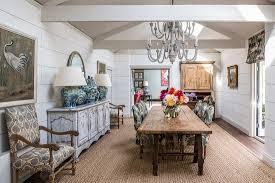esszimmer im eleganten cottage stil mit bild kaufen
