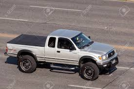 AUSTIN, USA - APR 11: Toyota Tacoma TRD Off Road Pickup Truck ... Toyota Tacoma Trd Off Road What You Need To Know New 2018 Sport 4 Door Pickup In Kelowna Bc 8ta3498 Bed Rack Active Cargo System For Short 2016 Trucks Offroad Sherwood Park Sr5 Double Cab Escondido 17410 Certified Preowned 2017 Crew 4x4 Truck 1017252 Review An Apocalypseproof Bedslide Storage 1000 Amazoncom Tac Bull Bar 052015