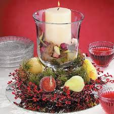 Last Minute Christmas Centerpiece Ideas