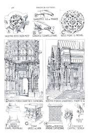100 Crocket Architecture Gothic Architecture 11001500 France