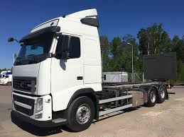 Volvo FH13 540 - Container Frame Trucks - Transportation - Suvanto ...
