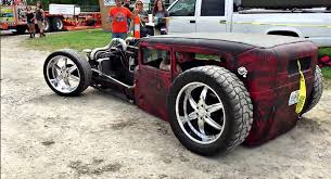 Love It Or Hate It? Check Out This Bagged 4BT Cummins Rat Rod ...