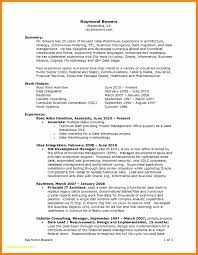 30 New Project Manager Resume Template