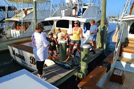 Wicked Tuna Marciano Boat Sinks by Home Ocean City Maryland Sportfishing Offshore Fishing Deep