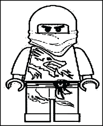 Ninjago Color Picture Printable Coloring Pages Pdf Sheets Full Size