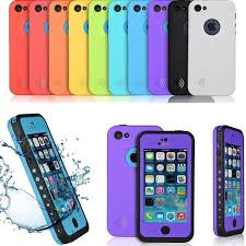 Redpepper Waterproof Cases For Iphone 5c Case Snow Proof