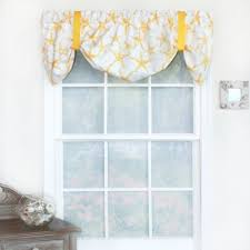 Bed Bath And Beyond Curtains And Valances by Rl Fisher Cotton Ocean Star Tie Up Window Valance