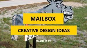 100 Letterbox Design Ideas 45 Best Creative DIY Mailbox Ideas 2017 YouTube