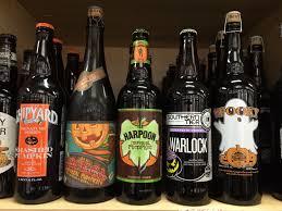 Imperial Pumpkin Ale by Pumpkin Beer Holiday Cheer Canton Crossing Wine U0026 Spirits