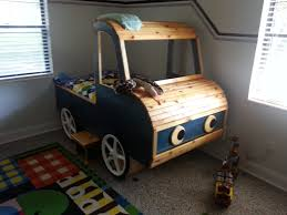 100 Kids Truck Bed Bed I Made For My Son Ideas For The House Pinterest