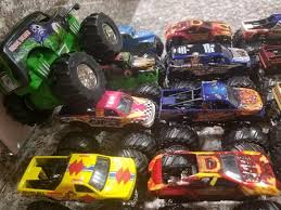 100 Tmnt Monster Truck Hot Wheels Jam Lot 26 Mixed Lot Rare Grave Digger