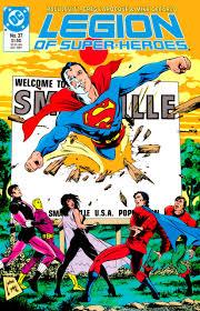 Legion Of Super Heroes 37