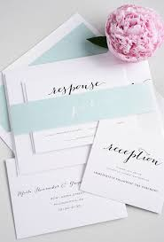 Mint wedding invites from shinewedding wchappyhour