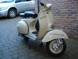Issued In 1965 To 1974 The Vespa 150 Sprint Is First Generation Of This Series Using One Classic 14555 Cc Engine Family With A Significant
