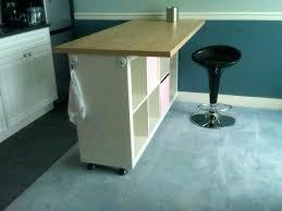 fabriquer table haute cuisine bar de cuisine avec rangement table bar de cuisine avec rangement