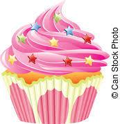 Various cupcake Clip Artby Dazdraperma45 6 016 vector pink cupcake with sprinkles