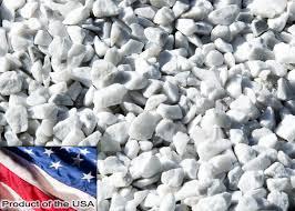 Premium White Marble Chips