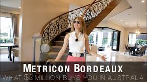 100 Dream Homes Australia Metricon Bordeaux 2 Million House In
