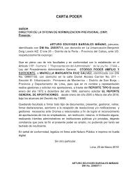 Estudio Jurídico Ling Santos COMO SOLICITAR UNA VIGENCIA DE PODER