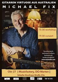 27 10 2019 workshop konzert michael fix musicfactory