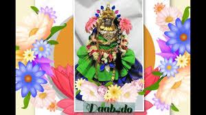 Varalakshmi Vratham Decoration Ideas by Draping Saree On Varalakshmi Kalasam With Two Blouse Pieces Mini