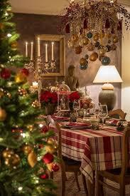 weihnachtliches wohnzimmer traditionelle