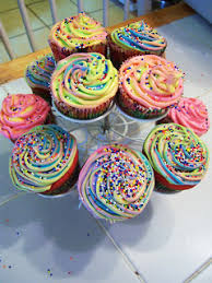 So Youre Probably Wondering How I Made These Normal Tasting Cupcakes Psychadelic Well First Up The Batter You Can Use Any White Cake For This