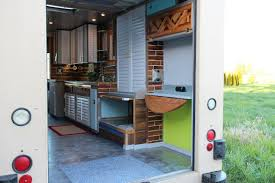 100 Box Truck Rv My Van Conversion Of Chevy P30 Grumman Olson To Tiny Home