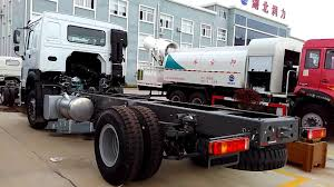 100 4x2 Truck Sinotruk Howo Truck Chassis White Color Wechatwhatsappviber