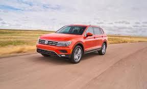 Volkswagen Tiguan Reviews Volkswagen Tiguan Price s and