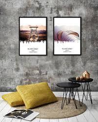design edition 51x71cm gerahmtes poster
