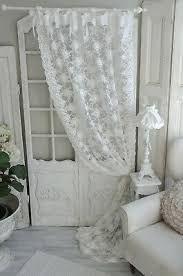 gardine gardinenschal schleifengardine vorhang