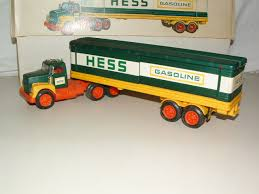 1976? HESS TOY BOX TRAILER TRUCK With 3 BARRELS IN NEAR MINT WITH ... Hess Toy Trucks Ebay Wwwtopsimagescom 2011 Truck And Race Car Ebay Sponsored New 2000 Fire Emergency Flashers 2018 Mini Collection 9 Vintage Hess Old Stock 1990s 2000s Lot D 5 Bank With Barrels 1987 Vintage 1984 Tanker Truck Bank With Original Box Insertrs 2016 Dragster 2day Ship Sport Utility Vehicle Motorcycles 2004 Kids Space Shuttle Lot 1999 Hess Wilco Servco New In The