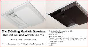 Ceiling Heat Vent Deflector by Ceiling Tile Superstore For New Ceiling Tiles