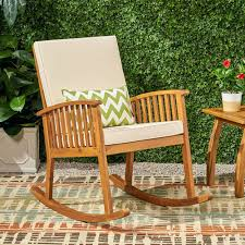 Outdoor Wood Rocking Chair – Agendamacher.co