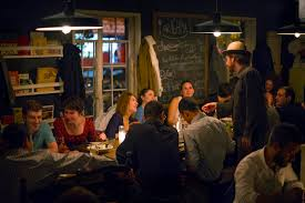 Bed Stuy Restaurants by From The Farm To Bed Stuy Saraghina Restaurant Brooklyn Doc It