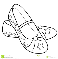 Sneaker Coloring Book Free Download Colouring Pdf Lady Shoes Page Kids Jordan Full Size