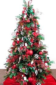 Black Christmas Tree Decorations Best Ideas On