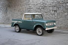 100 Scout Truck 1965 International Motorcar Studio
