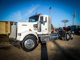 USED 2012 KENWORTH W900 TANDEM AXLE DAYCAB FOR SALE IN MS #6430