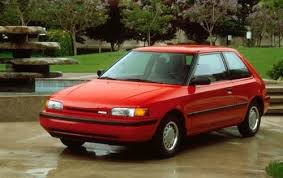 Used 1990 Mazda 323 for sale Pricing & Features