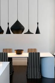esszimmerlen hängeleuchten schwarz küche dekoration