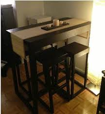 pleasing small kitchen table with stools fabulous furniture