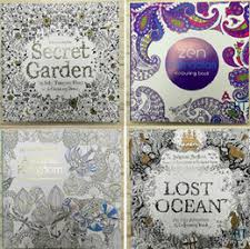 Adult English Version Secret Garden Coloring Books An Inky Treasure Hunt And Graffiti Painting Book 2525cm GC09