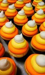Top Halloween Candy 2013 by Halloween Candy Corn Cupcakes Halloween Food Pinterest