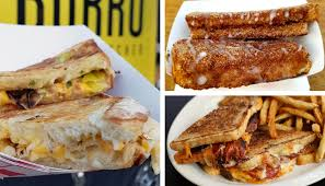 100 Best Austin Food Trucks Top 7 Grilled Cheese Sandwiches In